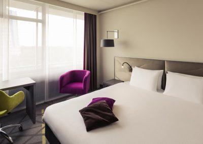 MERCURE HOTEL GRONINGEN MARTINIPLAZA standaard kamer