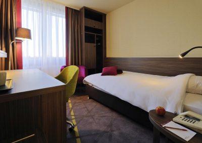 Mercure Groningen Einzel Standard Zimmer