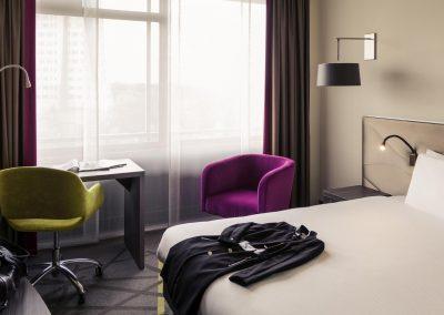 MERCURE HOTEL GRONINGEN MARTINIPLAZA - Doppelzimmer