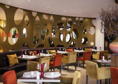 MERCURE HOTEL GRONINGEN MARTINIPLAZA Restaurant Le Bonne Maison