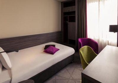 MERCURE HOTEL GRONINGEN MARTINIPLAZA - Einzel Standardzimmer