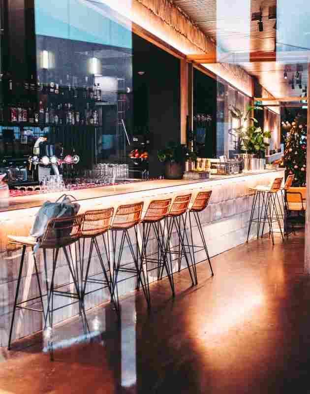 Bar en restaurant NOK Forum Groningen
